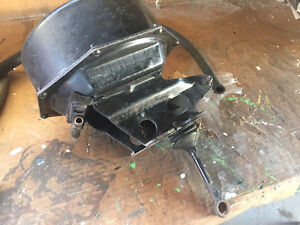 1960 Mercury Brake booster and reservoir