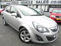 2013 Vauxhall Corsa 1.2i 16v2012MY SXi - 12 Months Platinum Warranty!