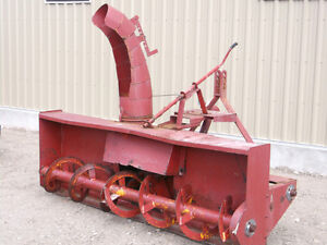 GEORGE WHITE Snowblower & Others