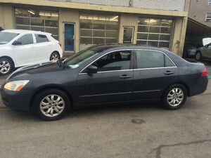2007 Honda Accord Berline**AUTOMATIQUE, TOIT,4 CYLINDRTES**