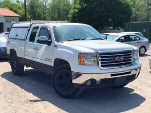 2010 GMC Sierra 1500 SLE Z71 4X4 Ext Cab Sunroof Power Group