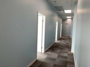 4 Office Spaces for rent