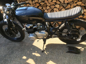 PRICE DROP - 1978 CB550K Cafe Racer - Award Winning Show Bike!
