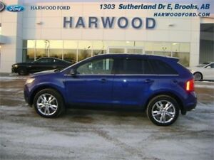 2014 Ford Edge Limited   -  NAVIGATION -  SUN ROOF - $188.76 B/W