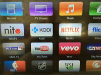 Réparation /Jailbreak - Apple TV 1 - 2 / Programmation KODI XBMC