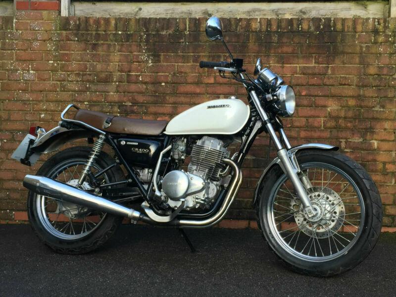 Honda CB 400 SS 2002