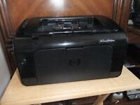 HP Laser Jet Professional Printer P1102W