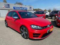 2015 Volkswagen Golf 2.0 TSI BlueMotion Tech R 4MOTION (s/s) 5dr Hatchback Petro