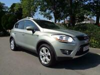 2010 Ford Kuga 2.0TDCi FINANCE AVAILABLE - PART EX WELCOME Estate Diesel Manual