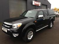 * SOLD * 2011 Ford Ranger XLT Thunder 2.5TDCi Double Cab 4x4 Pickup Diesel