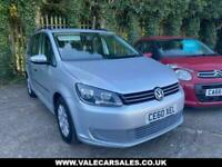 2010 Volkswagen Touran 1.6 TDI S (NEW SHAPE-FULL HISTORY) 5dr MPV Diesel Manual