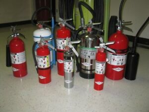 Fire Prevention - Fire Extinguishers - Fire Inspection