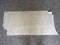 Vinyl Kitchen Flooring 3mm Thickness