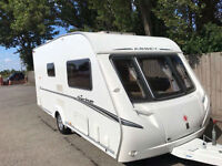 2008 Abbey spectrum 215 single axle 2 berth excellent condition may p/x