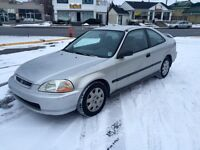 Honda Civic DX 1998! 1150$