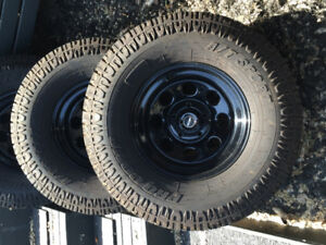 Pro Comp mud tires LT285 /75 R 16    126/230 10PR  Jeep