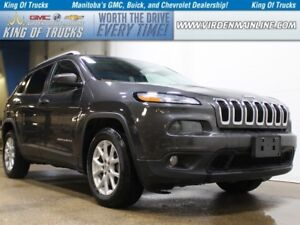 2016 Jeep Cherokee North | V6 | AWD | Heated Seats