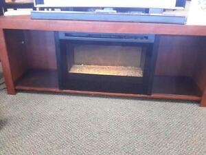 *** USED *** DIMPLEX BEASLEY FIREPLACE   S/N:51175556   #STORE223