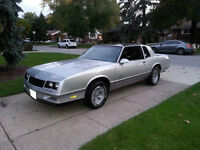 1987 MONTE CARLO SS WITH 355 SBC
