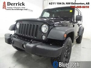 2015 Jeep Wrangler Unlimited   Used 4Dr 4X4 Willys Wheeler Packa