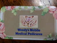 Mobile Medical Pedicures