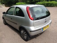 Cheap 2004 Vauxhall Corsa 1.0L Car For Sale Mot-09-2017 Long Mot Bargain Price Only £489 ONO