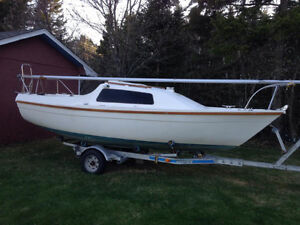 Sandpiper 565 - Sail the area without breaking the bank