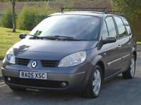 RENAULT GRAND SCENIC 1.9dCi ( 120bhp ) DYNAMIQUE,1 OWNER,LOW MILEAGE,45 MPG