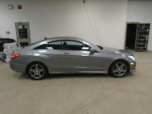 2010 MERCEDES E350 COUPE! NAVI! 107,000KMS! MINT! ONLY $19,900!