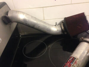 Ractive cold air intake off of 98 civic $60