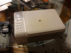 HP Photosmart C4180 all-in-one Printer