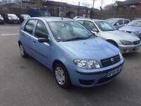 2006 Fiat Punto 1.2 8v Active Hatchback 5dr Petrol Manual (136 g/km, 60