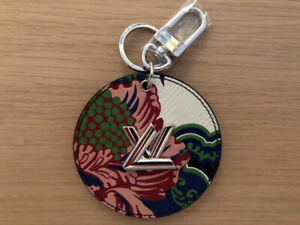 New and authentic Louis Vuitton bag charms and key chains