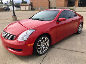 06 Infinity G35 REV Loaded, low km, showroom condition must see