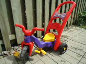 Tricycle 3 dans 1