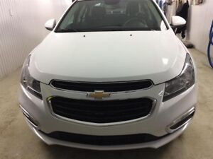 Chevrolet Cruze Limited Limited LT 2016