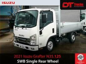 Isuzu Grafter N35.125 S (single rear wheel) SWB Dropside [AWAITING NEW STOCK]