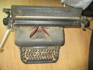 TYPEWRITERS! Available at ANGIE O'H ANTIQUES!