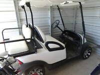 Golf Cart Club Car electrique a vendre