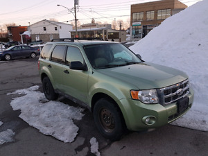 2008  Ford Escape  4cyl