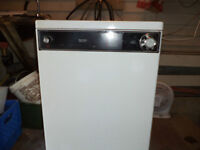 kenmore portable washer on wheels