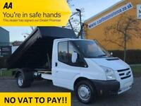 4ea61fca43 Ford Transit 2.4 350M TIPPER   NO VAT TO PAY   NEW BUILD BODY DRW 2006