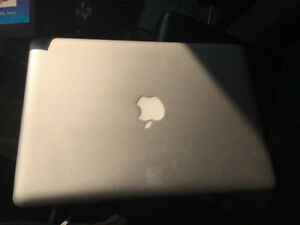 MacBook Pro 13'; - Bought in 2013