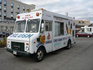 Ice Cream Truck built by Toronto Kitchen Equipment-Price drop.