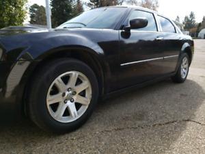 2007 Black & Chrome Chrysler 300