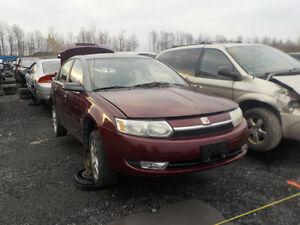 2003 Saturn Ion Now Available At Kenny U-Pull Cornwall Cornwall Ontario image 1