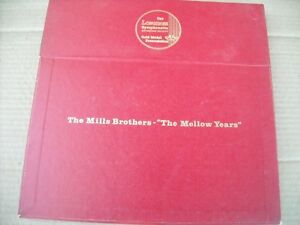 M ills Brothers 5 LP Box Set - Mellow Years Belleville Belleville Area image 1