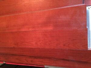 Hardwood Cherry in colour