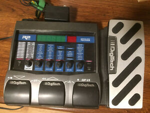 Digitech RP350 Effects Pedal