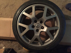 """18"""" Nissan Altima SER mags"""